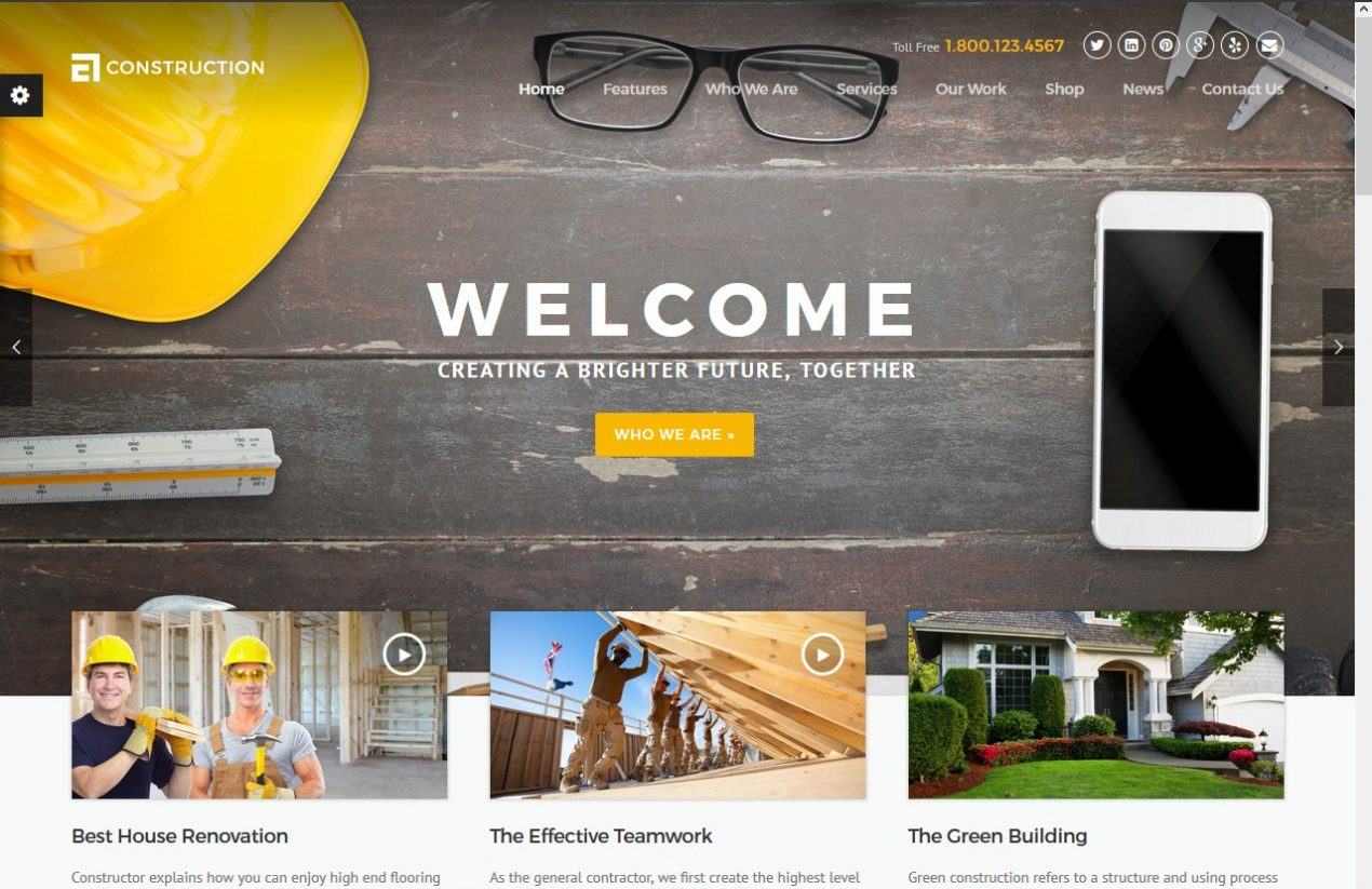 Hero header image web design ideas - RSplaneta - Graphic Design
